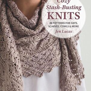 Image of Cozy Stash Busting Knits cover