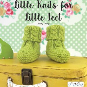 Image of Little Knits For Little Feet cover