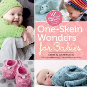 Image of One Skein Wonders For Babies book cover