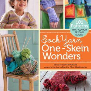 Image of Sock Yarn One Skein Wonders book cover