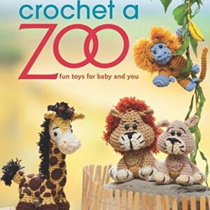 Cover of Crochet a Zoo book