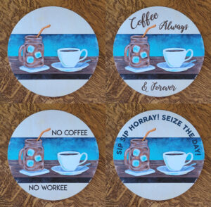 Create & Caffeinate: Painting & Coffee