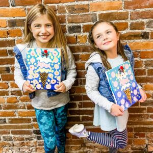 Summer Art Sessions with Branch & Stone