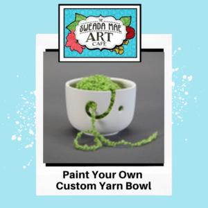 DIY Yarn Bowl Class