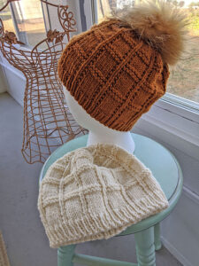 Splendid Squares Hat Class